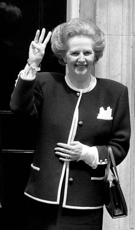 Margaret Thatcher's Handbag Sales More Than Double Since Her Death ...