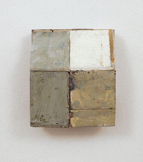 jaume-pinya: Mirco Marchelli 5. Particolar giardino religioso, 2009 carta, legno, tempera e cera cm 32x27x12