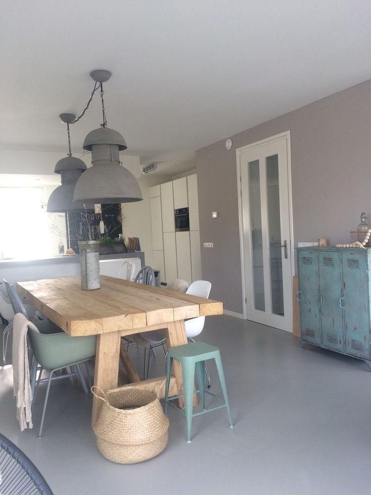 10x de mooiste interieurs met grijze muren - Alles om van je huis je Thuis te maken | HomeDeco.nl