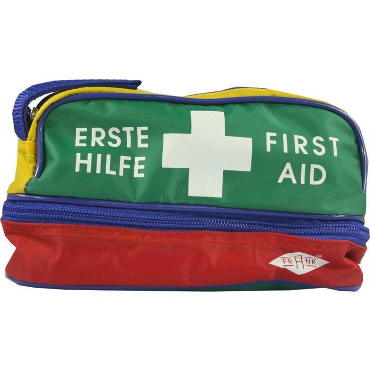 ERSTE HILFE Tasche:   Packungsinhalt: 1 St PZN: 00224975 Hersteller: Büttner-Frank GmbH Preis: 8,11 EUR inkl. 19 % MwSt. zzgl.…