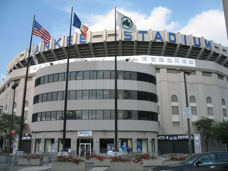 I will go to a Yankee's Game at Yankee Stadium before I die!