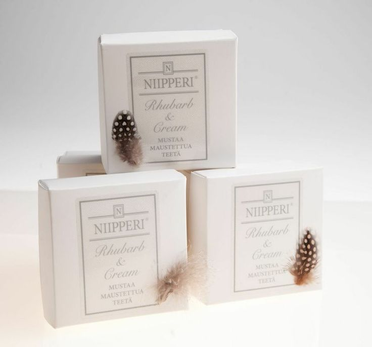 Niipperi tea giftboxes