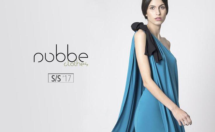 NUDO Y LAZO Imagen: #vestido Daniela. Colección Nubbe Clothes #SS17  ¡Nos encantan los #lazos y los #nudos! El vestido Daniela con su pieza anudada en la parte delantera acaba con un #precioso lazo negro en el hombro, una combinación de elementos sublime.  http://nubbeclothes.com/shop/vestidos-y-monos/vestido-daniela/