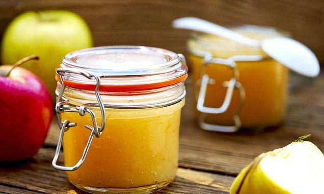 Mus jabłkowy Wykwintny mus jabłkowy z dodatkiem pomarańczy #recipe Dr. Oetker Polska