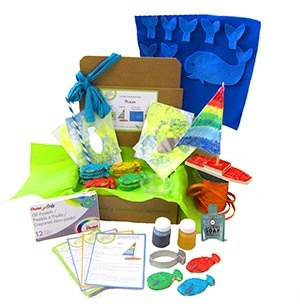 171 best images about green kid crafts reviews on for Best craft kits for kids