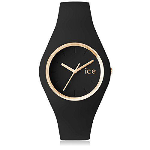 ICE-Watch - ICE.GL.BK.S.S.14 - Glam - Montre Mixte