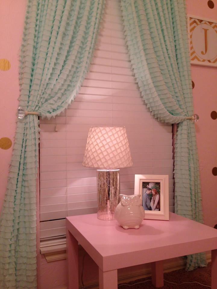 Nursery curtain