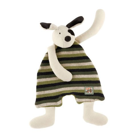 Julius the Dog Baby Comforter from Moulin Roty