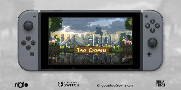 Schaut euch jetzt Off-Screen-Material zu Kingdom: Two Crowns an: Durch die Möglichkeit, in Unity erstellte Videospiele mit nur wenigen…