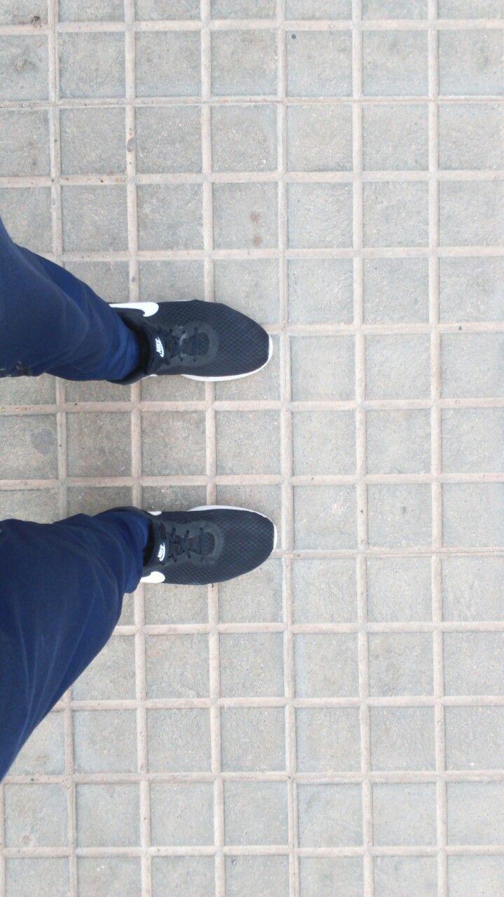 Día 15, mis zapatos
