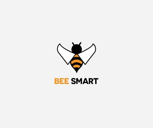35 logos abeille : une sélection au dard piquant – Blog Shane