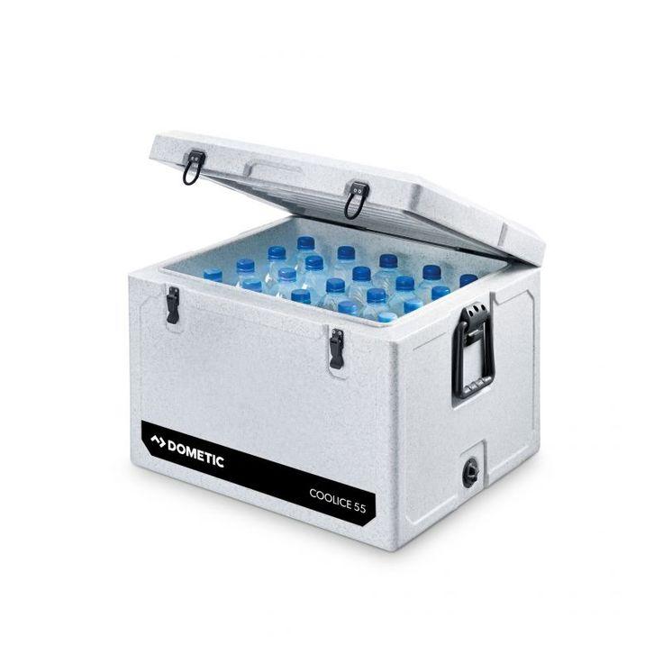 Tagelang Kühlung ohne Strombedarf verspricht Dometic mit seiner neuen Kühlboxenserie Cool-Ice.