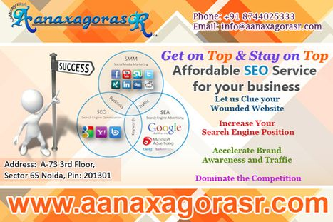 Affordable SEO services for your business,