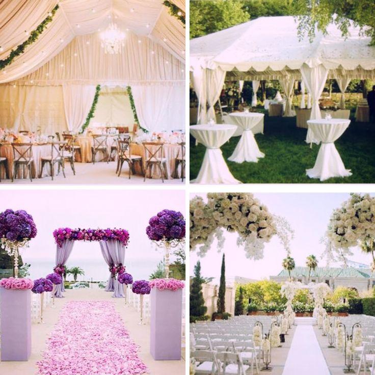 Düğün konseptiniz ne olursa olsun renklerin ve çiçeklerin enerjisinden faydalanabilirsiniz. Davetlilerinize unutamayacakları bir gün yaşatmak sizin elinizde. :)