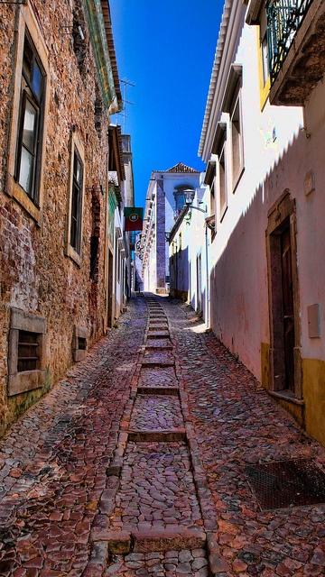 Uphill Struggle, Portugal, by Steve Richards (Badger), via Flickr