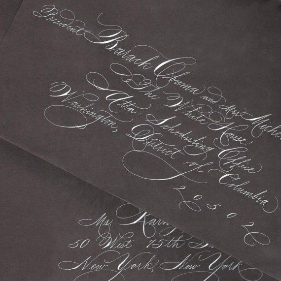 1487 Best Images About Wedding Calligraphy On Pinterest