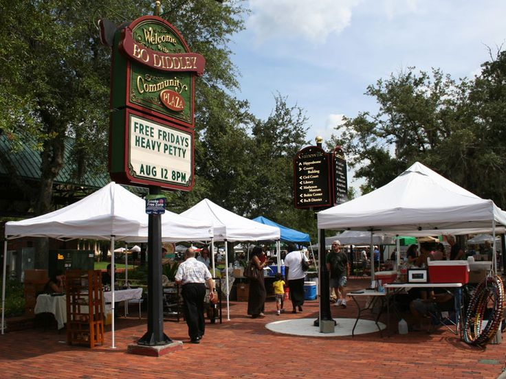 Downtown Farmers Market - Downtown Gainesville Website. Every Wednesday 4pm-7pm