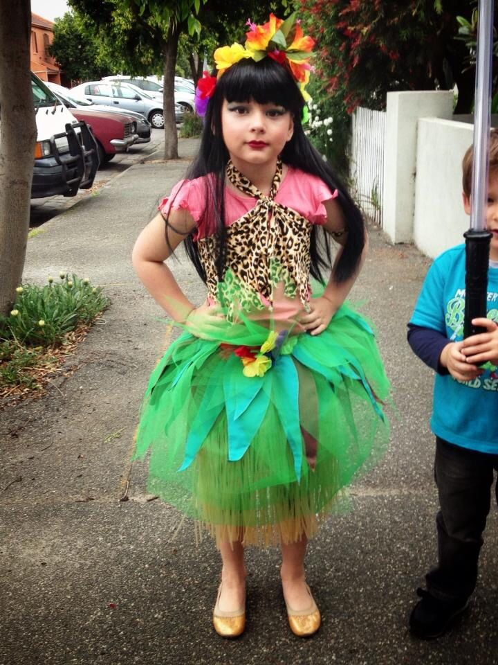 "Katy Perry ""Roar"" Costume 