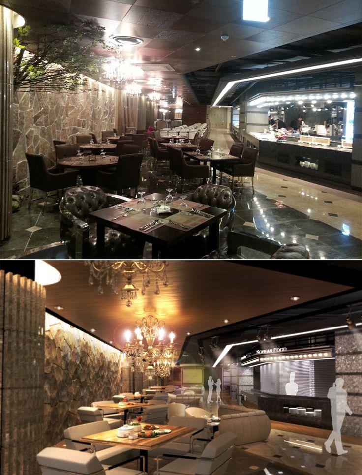 "weddin place interior Namcheon-dong ""The Season"""