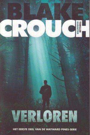 Recensie: Verloren (Blake Crouch) boeken