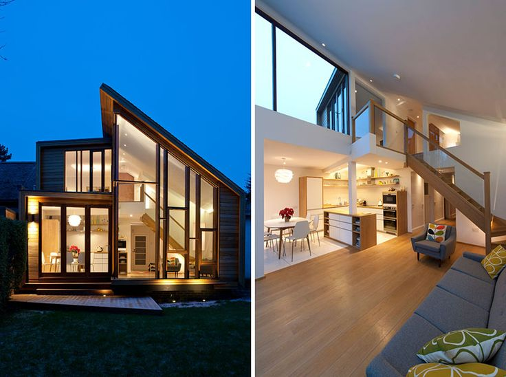 Scandinavian Home Extension In Scotland House Extension Design House Extensions And Architects