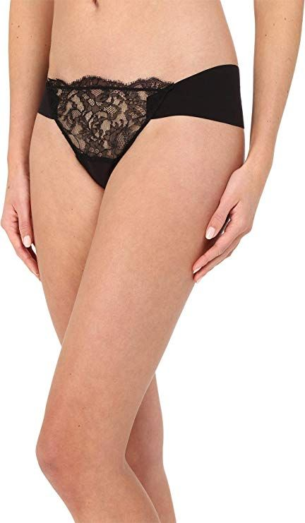 d6cdc63995e02 La Perla Women s Shape Allure Thong Black Underwear