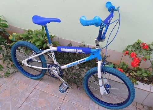 Caloi Cross Extra Light 1983 - Azul