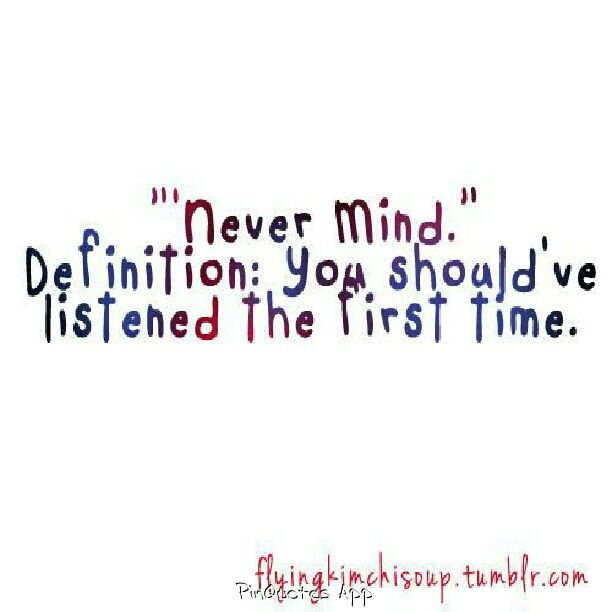 NEVERMIND Quotes Like Success
