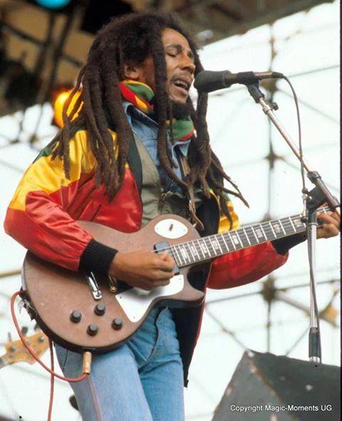 Bob Marley Live 1980: The UpRising Tour!