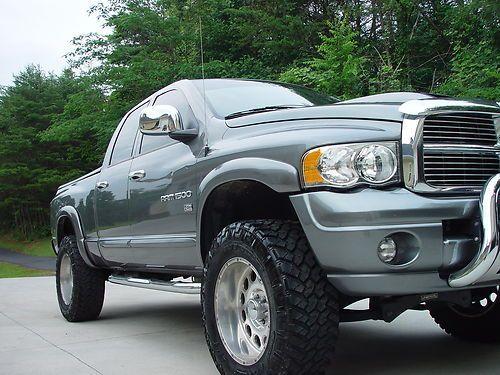 2005 Dodge Ram 1500 Lifted 20 Inch Wheels 37x12.50 4x4