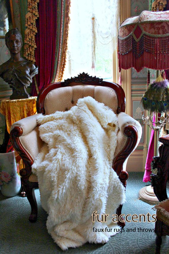 17 Best Images About Fur Accents Faux Fur Sheepskin And