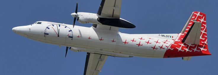 MiniLiner Fokker 50(F) freighter