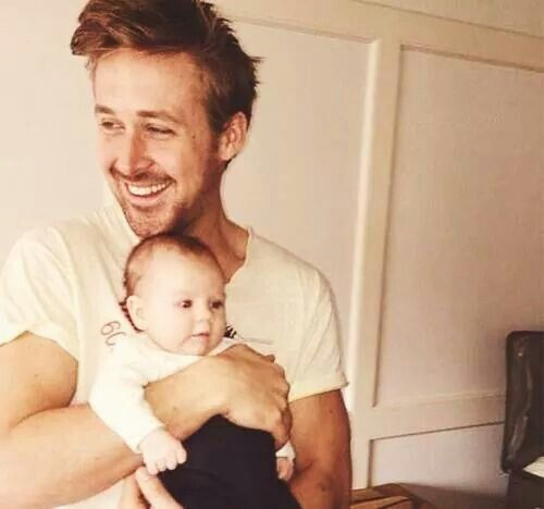❤️Omg Ryan with a baby?! I can't handle it!