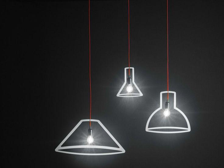 ペンダントライト OUTLINER 室内照明 コレクション by Boffi | デザイン: Martin Schmitz