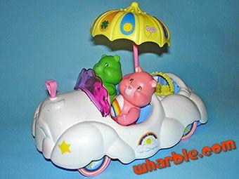 I loved my care bears cloud car.  still have this too: Care Bears Cars Jpg 340 255, Friends, Shorts Cakes, Bears Lol And, Cloud Cars, Carebear, Cakes Toys, Cheer Bears, Bears Cloud