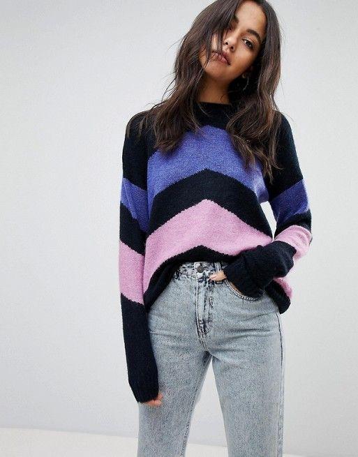 Vero Moda | Vero Moda Chevron Sweater