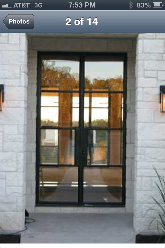 21 best doors images on pinterest front entrances entrance amazing glass metal front door planetlyrics Choice Image