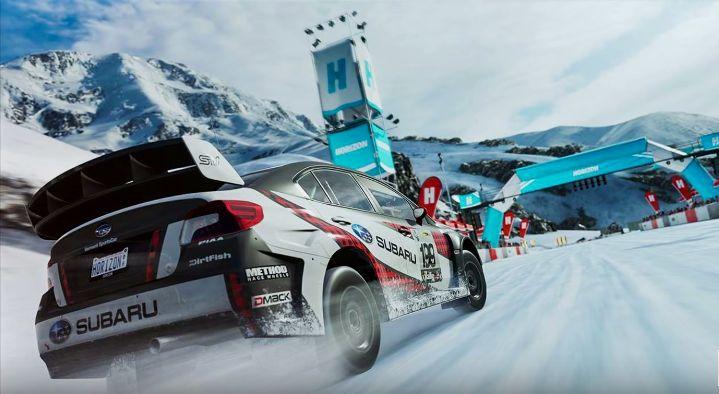 Blizzard Mountain DLC rolls out Tuesday, Dec. 13 on Forza Horizon 3.