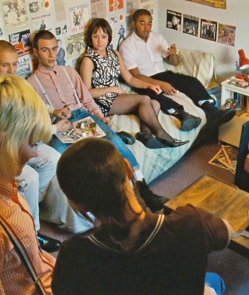 This is England - Kelly, Trev, Kes, Woody, Pob, & Milky