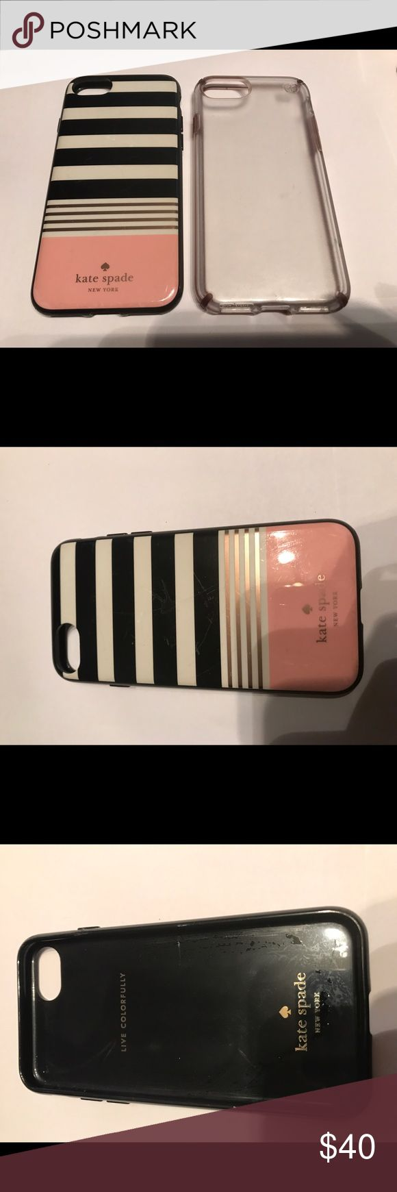 BUNDLE of iPhone 7 cases You get two for the price of one kate spade Accessories Phone Cases