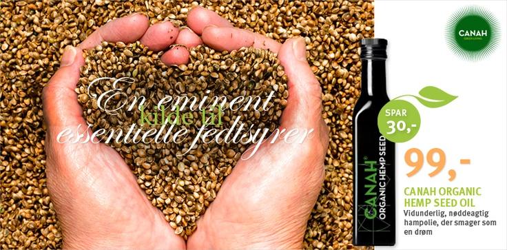 Canah Hemp Seed Oil