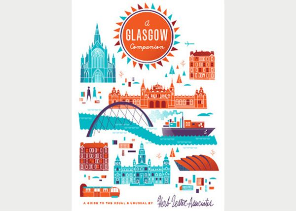 Glasgow Map1 Glasgow Map