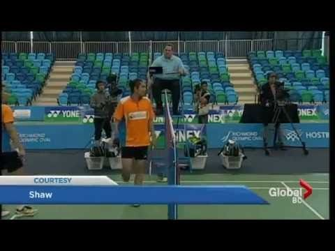 This is the most views any Canadian badminton video will ever get ever https://www.youtube.com/watch?v=hGFYexk7A7A Love #sport follow #sports on @cutephonecases