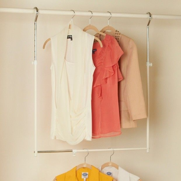 closet doubler adjustable closet organizer d 2011042120153839115929 620x620 Dorm, Sweet Dorm