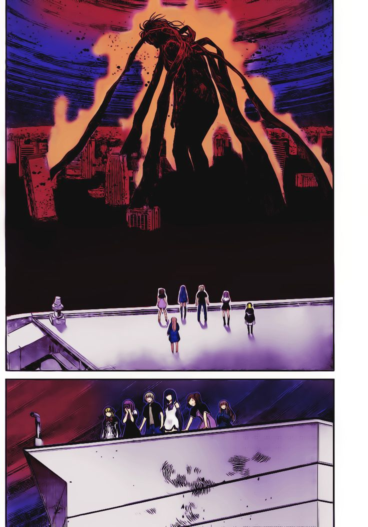 Manga Gokukoku no Brynhildr Capítulo 176 Página 19