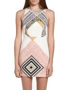Shona Joy S/L We Surrender Mini Dress $120.00 #davidjones #fashion #style #shop #sale #designer #shonajoy #mini #dress #print