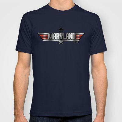 MARYLAND VIGO (Maverick Version) T-shirt