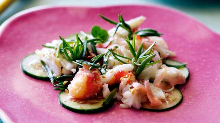 Nutrient-rich sea succulents add crispness and crunch and are best paired with seafood.