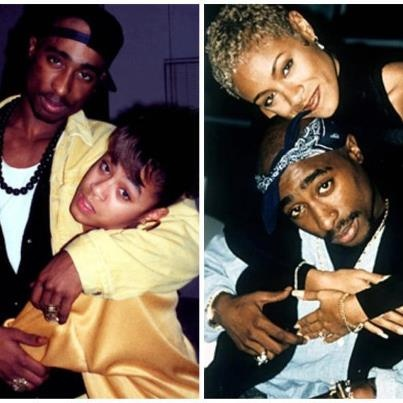 """Tupac once said of her, """"Jada's my heart. She will be my friend my whole life. We'll be old together. Jada can ask me to do anything and she can have it. She can have my heart, my liver, my lungs, my kidney, my blood marrow, all of that."""""""