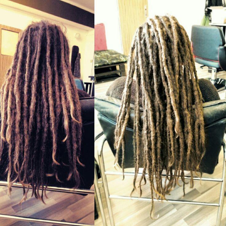 Long dreads repair 😎😎